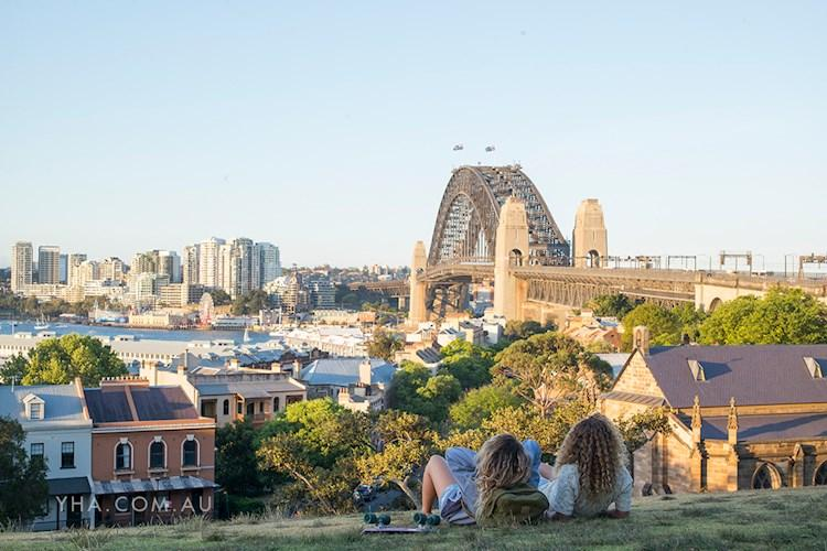 Sydney Harbour YHA - Observatory Hill