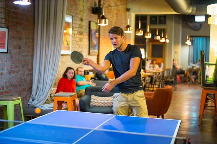 Melbourne Central YHA_Ping Pong.jpg