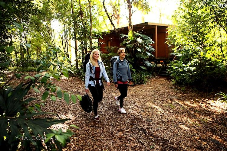 Port Stephens YHA - Stay in the Rainforest